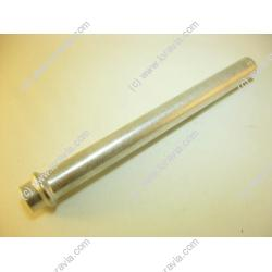 Return tube for push rod