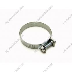 Collier 52 mm bride carburateur